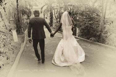 Two weddings in The Gambia in April
